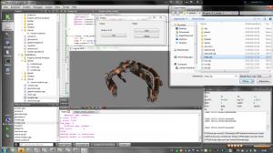 model viewer screenshot