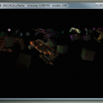 Second try with colored lights and fixed math in shaders,